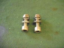 Stand fixing bolts -pair